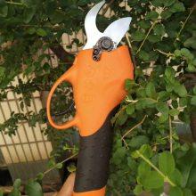 电动修枝剪 充电式修枝机 30MM果树剪枝机 园林作业剪枝机 园艺工具 葡萄剪枝剪