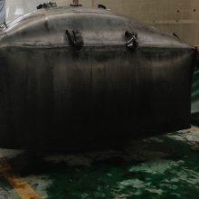 重庆橡胶桥梁气囊图纸尺寸规格 预制空心板梁充气气囊