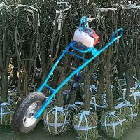 亚博国际真实吗机械 水泥电杆打坑机 汽油植树打洞机品牌 荒山绿化种树挖坑机图片