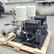 格兰富酒店变频恒加压泵组一用一备CM25-3压力可调智能控制