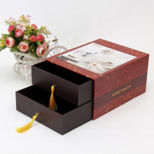 深圳福田精装盒设计,罗湖书型茶叶盒定制,保健品天地盖精品盒定制