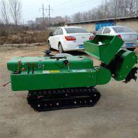 35马力低矮型果园松土除草机 慧聪机械履带式驱动机器价格666