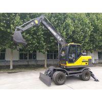 BD95W-9A分立式两用挖掘机售价
