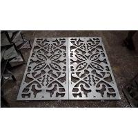 恒大商场氟碳雕花铝单板-门头白色雕刻铝板哪里厂家好
