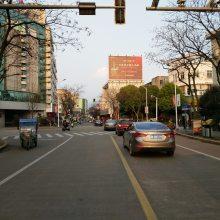 丽水市灯塔街与城东路交叉路口