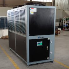 森源兴36匹风冷式冷冻机SYX-36AS-低温冷冻机零下20度-兰州交大