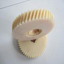 批发加工POM齿轮 精密耐磨POM材质齿轮厂家定制加工 非标齿轮传动