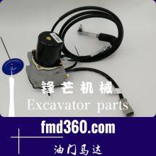 滁州市进口配件现代挖掘机R215-7油门马达油门电机
