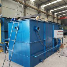 海南养猪场废水处理整套设备,气浮装置、絮凝沉淀装置、过滤装置、地埋式一体化设备-竹源