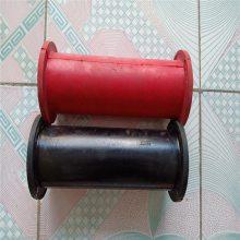 耐酸碱管夹阀胶套 气动阀橡胶套 夹管阀专用阀芯加工