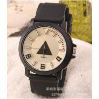 福瑞尔手表厂家 专业生产定制时尚男士硅胶运动手表  休闲手表