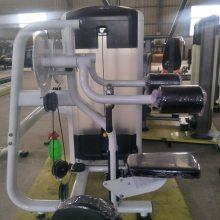 山东美能达健身器材FF05推肩训练器 肩部锻炼 健身房力量器材