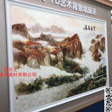 云南艺术学院艺术展专用3D喷绘铝单板 点我在线议价