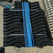 专业生产鳝鱼巢 大棚网箱养殖黄鳝巢穴 洞穴S型 PVC材质 串杆组装河北祥庆