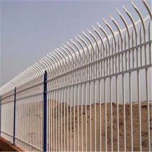 公园围墙护栏 工厂墙体高端栏杆 小区围栏