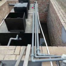湖北咸宁养猪场污水处理设备专业设计方案