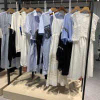 广州货源ik女装品牌折扣货源尾货厂家清仓一线品牌多种款式多种风格