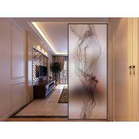 郑州誉华供应4+4超白清玻钢化夹胶玻璃,可用于卫生间隔断,办公室隔断,客厅玄关