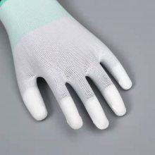 13针pu涂指手套劳保手套