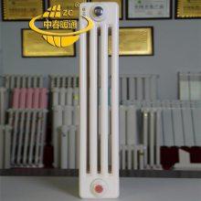 钢五柱暖气片图片-中春暖通(在线咨询)-钢五柱暖气片