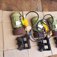 钢轨用电动打磨机 电动钢轨打磨机 钢轨仿形打磨机生产批发