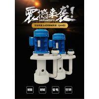 可空转直立式耐酸碱槽内立式泵无泄露化工泵