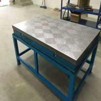 铸铁平板焊接平台实验平板钳工工作台基础平板
