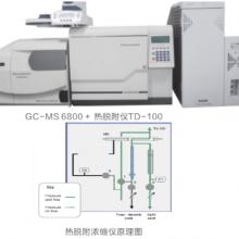 环境空气VOCs检测仪热脱附气相色谱质谱联用仪