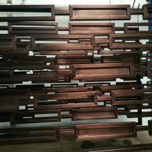 不锈钢金属屏风金属装饰专业快速