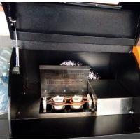 供应河南酷斯特4工位荧光熔样机 高频熔样机 全自动熔融炉