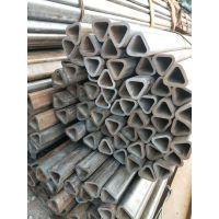 专业生产冷拔外圆内异型钢管 三角管 六角管 山东聊城异型管