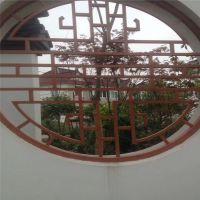 福建方管焊接铝花格厂家 外墙装饰铝窗花订做