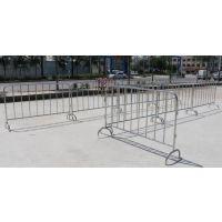 沈阳市政施工铁马隔离栏公路道路施工安全移动交通防护不锈钢锌钢护栏