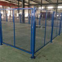 铁丝隔离网栏 优质护栏网 现货隔离栅围挡