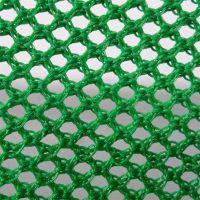 柔性绿色塑料防风网 煤矿柔性防风抑尘土网 聚乙烯挡风网价格
