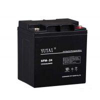 YUTAI宇泰铅酸免维护蓄电池型号参数