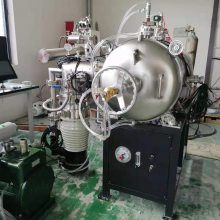 贵金属材料专用真空烧结炉碳管炉