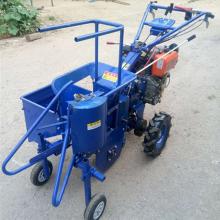 包头手扶式玉米收获机 高效率节能型玉米收获机 秸秆还田收棒子机