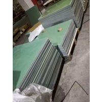 水绿色自动化设备绝缘板测试架环氧板FR4玻纤板MSDS