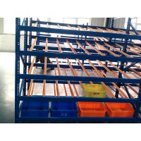 五层800kg/层固联流利式自动立体仓库货架,型号3*2.5*3m,物流、货运、车间货架,市场价格