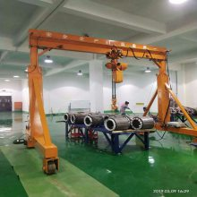 直销3吨5吨电动单梁门式起重机 10吨16吨龙门吊20吨32吨花架二手行吊