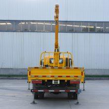 厂家供应工程用随车起重机运输车 货车随车吊车 小吨位随车吊