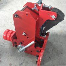 门吊YFX系列电动液压防风铁楔 港口提梁机电力防风铁楔 现货直销