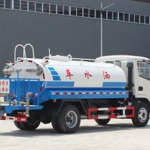 东风多利卡五吨洒水车喷雾洒水车价格