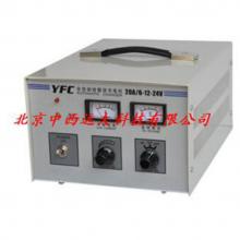 充足自停型自动充电机(6-24V) 型号:LN12-YFC20A6-24V库号:M390497