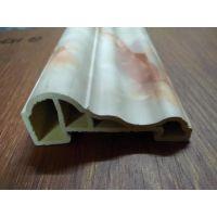 福建装饰线条木塑包覆踢脚线STE-120精装专用量大从优