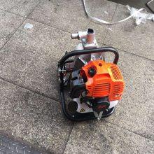 不锈钢泵园林汽油机泵 大流量四冲程水泵 农用园林汽油机抽水泵