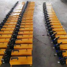 高压手动液压油泵 便携式小型手动泵 小型手动液压泵站