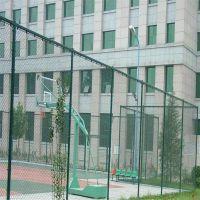 体育场地围网 运动场防护网 勾花围挡网