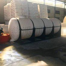 出售运输塑料水箱 白色塑料水塔 物流卧式水箱加工